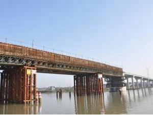 桥梁支架、伸缩缝 (1)