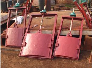 机门一体式铸铁闸门