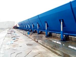 液压坝12X2米